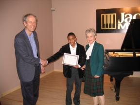 Samajay Williams Steinway Princeton-NJ-piano-competition-recitals-performances-concerts